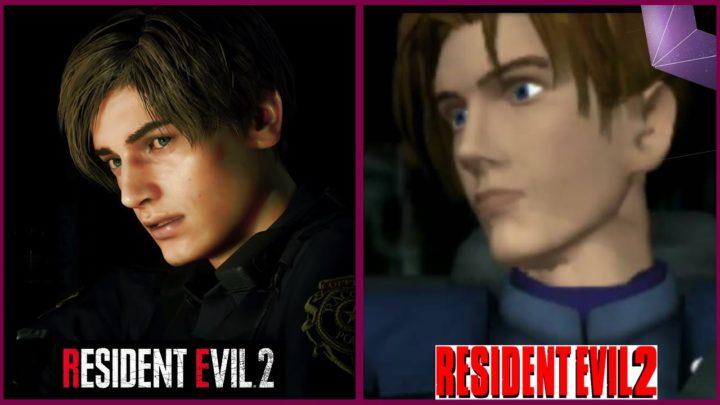 20 lat pomiędzy wersjami gry Resident Evil 2, zobacz jak zmieniła się grafika