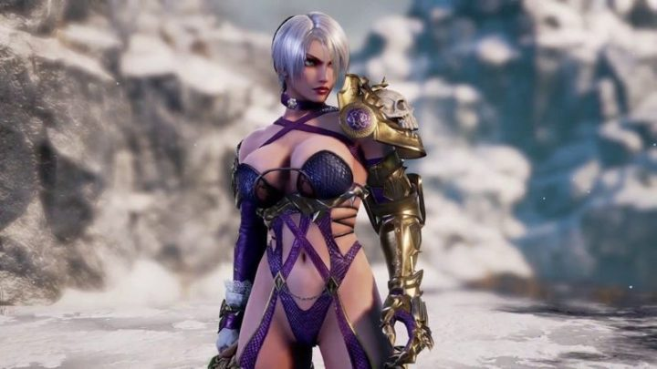 Będzie duży tryb single-player w Soul Calibur VI