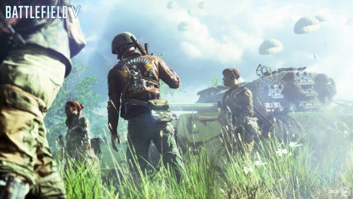 Lista broni, pojazdów i przedmiotów dostępnych w Battlefield 5