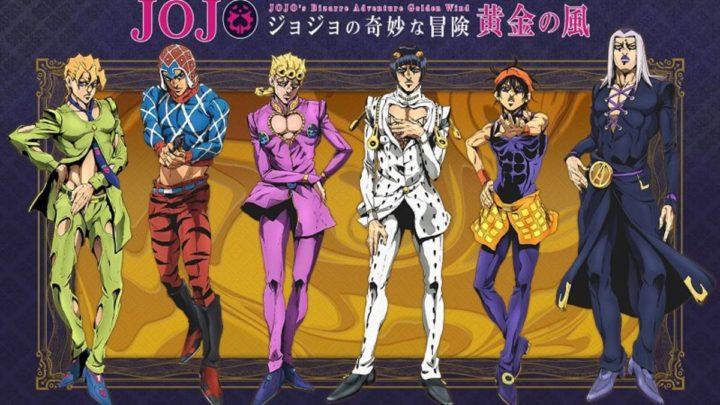 Jojo's Bizarre Adventure: 5 sezon anime już w październiku!