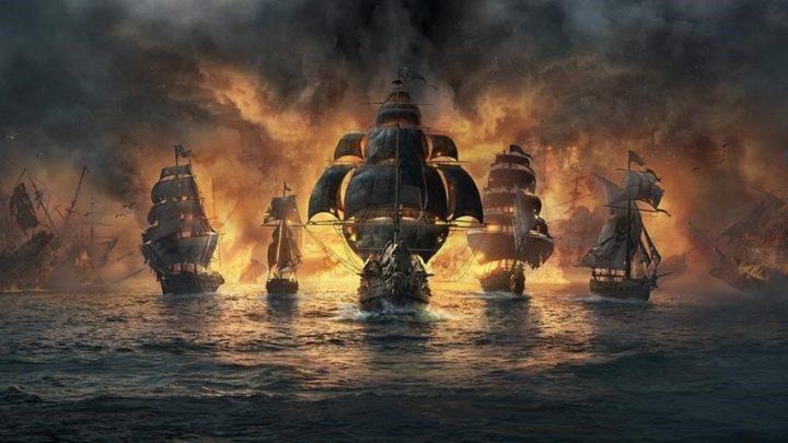Źli piraci na nowym gameplayu ze Skull & Bones w 4K