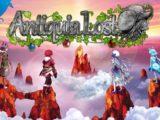 Antiquia Lost, klasyczny 2D jRPG już dostępny w sprzedaży