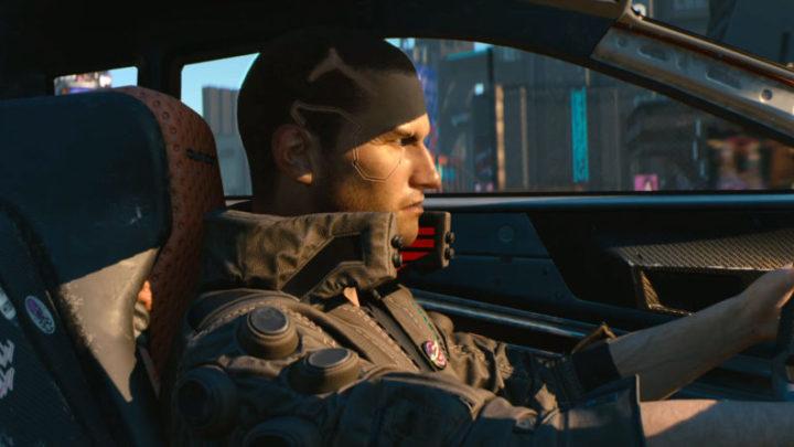 Produkcja Cyberpunk 2077 w powijakach