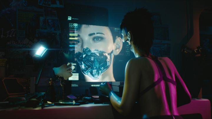 Cyberpunk 2077 ma wyglądać doskonale nawet na PS4 Pro, na Slim chyba też