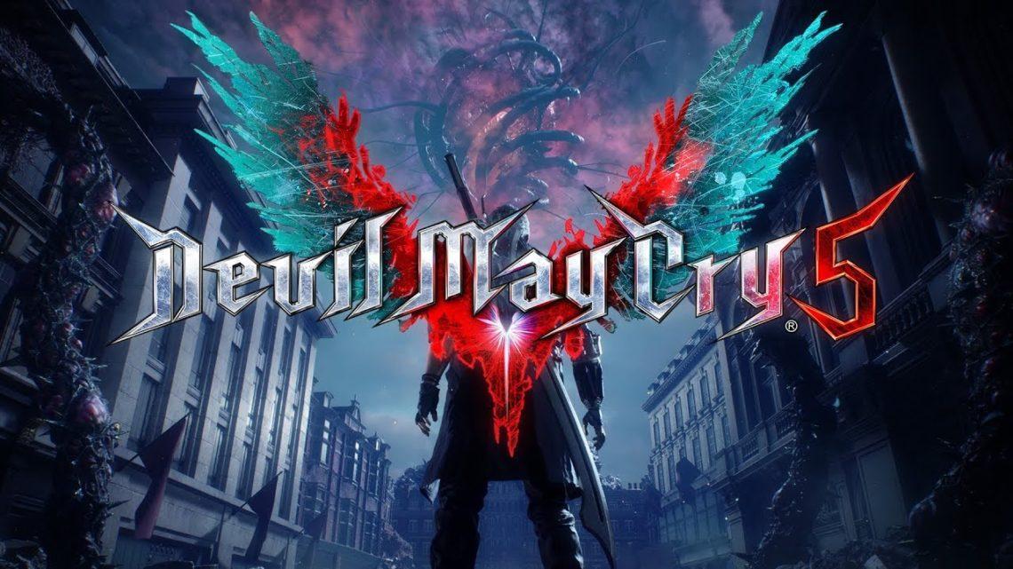 Devil May Cry 5 ukończony w 75%, trailer premierowy