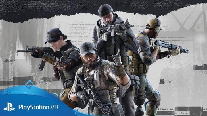 Firewall Zero Hour, Nowy trailer i data wydania strzelanki na PS VR