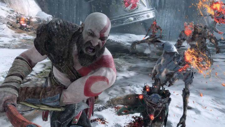 Tylko połowa graczy ukończyła God of War 4, a jak z innymi grami?