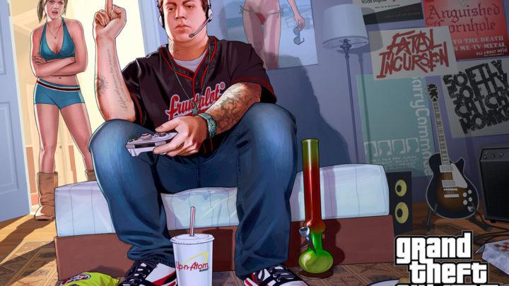 Recenzja gry GTA V