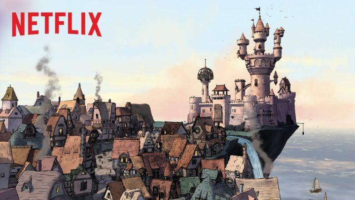 Jest już nowy trailer serialu twórców Futuramy i Simpsonów