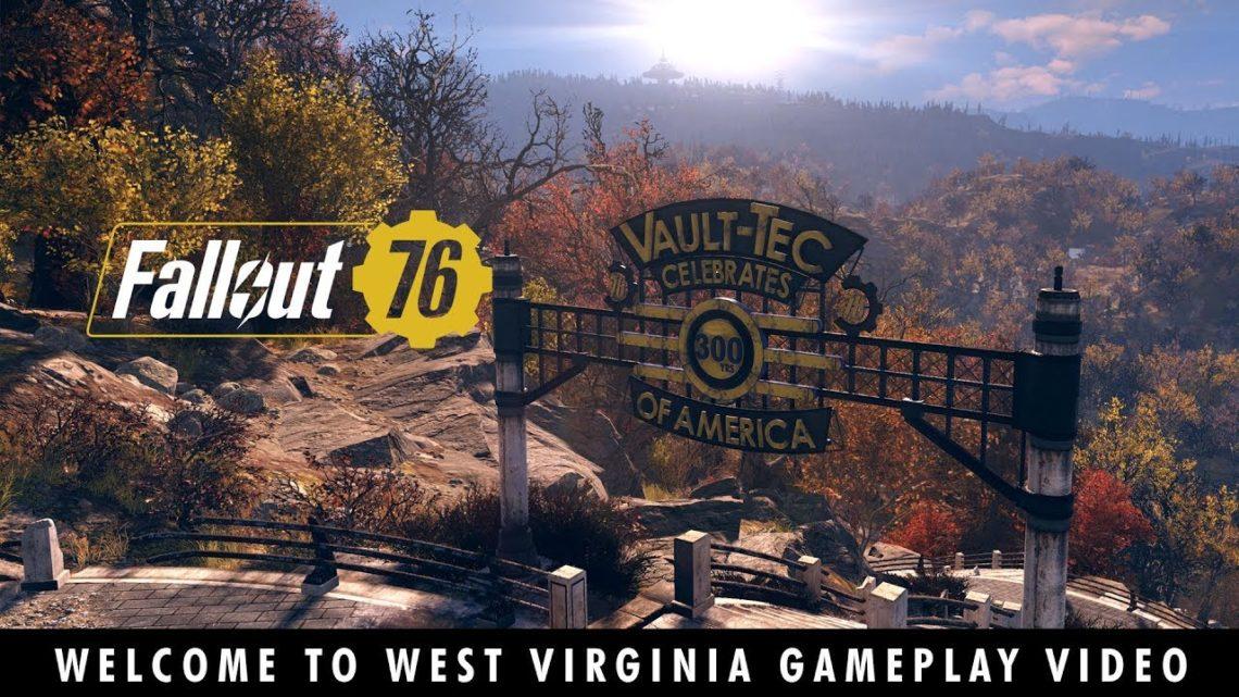 Nowy film z gry Fallout 76, postapokaliptyczna Ameryka nigdy nie wyglądała lepiej