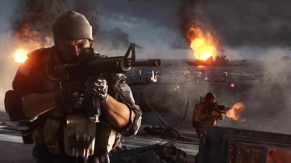 Kiepska grywalność ale jednak dobra zabawa, recenzja gry Battlefield 4