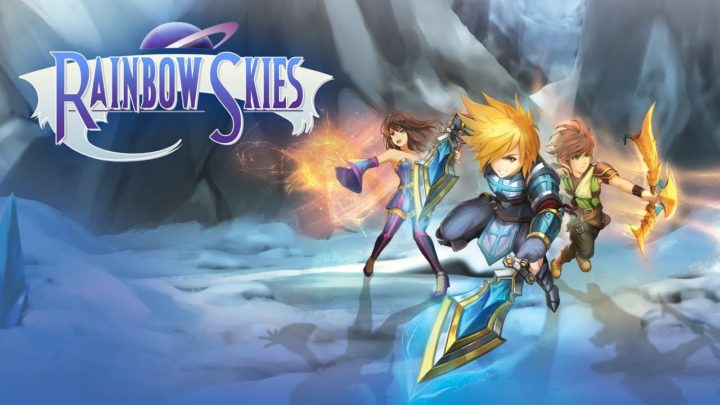 RPG Rainbow Skies już do kupienia na PS4, PS3 i Vitę