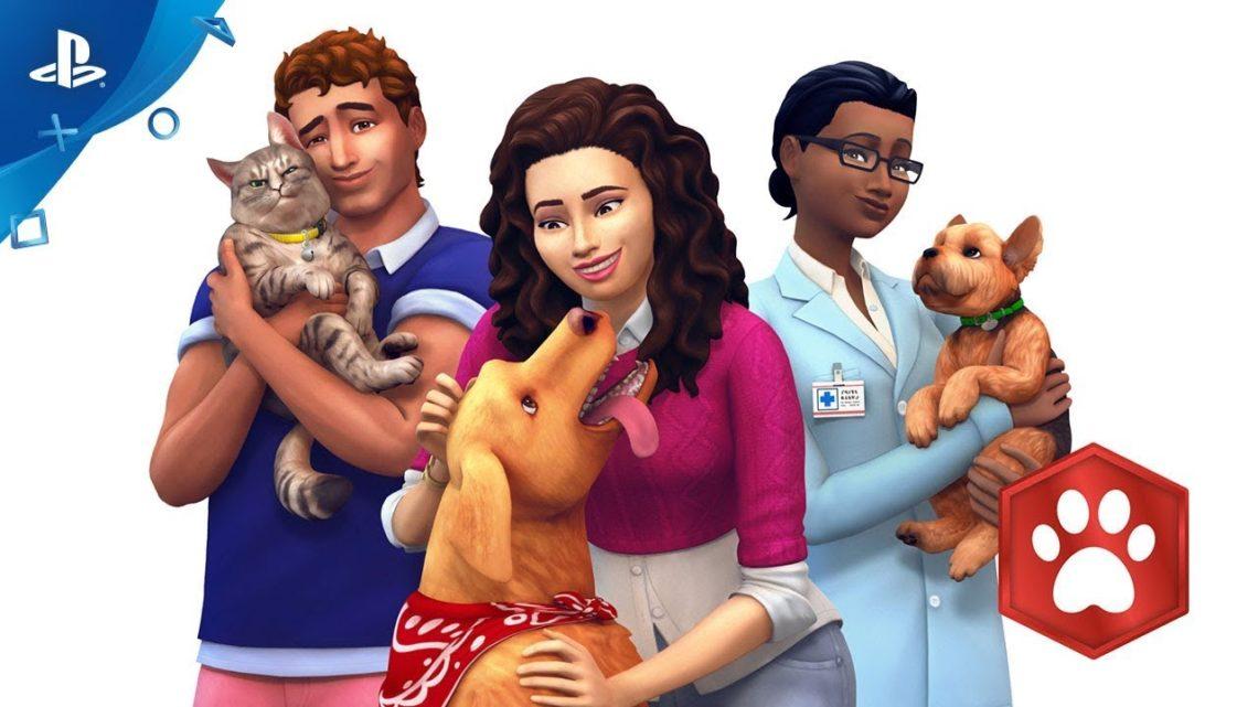 The Sims 4: Psy i Koty trafi na PS4