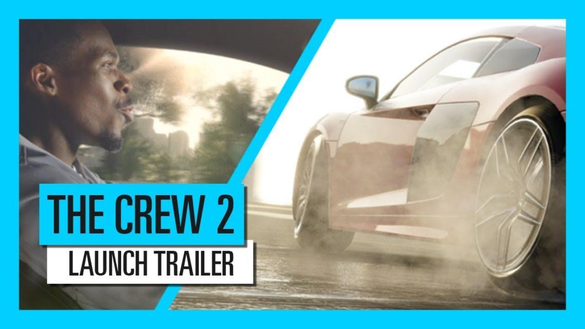 Trailer premierowy z The Crew 2, auta, samoloty, motorówki…