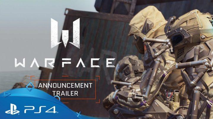 Warface to intensywny shooter free 2 play który trafi na PS4