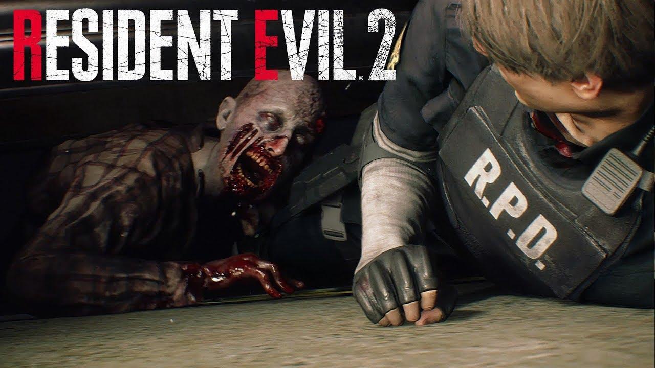 Zobacz jak wygląda Resident Evil 2 Remake w 4K, film z rozgrywki