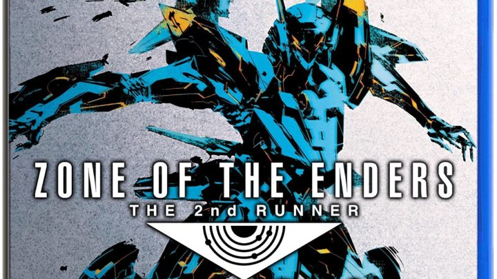 Tak wygląda okładka Zone of The Enders: The 2nd Runner M∀Rs