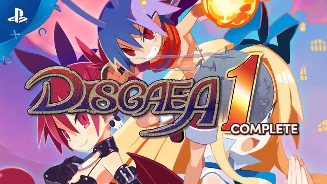 Disgaea 1 Complete, wznowiona wersja klasycznego jRPG ukaże się na PS4