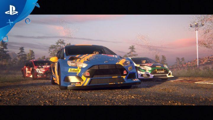Kultowa samochodówka powraca, trailer z V-Rally 4