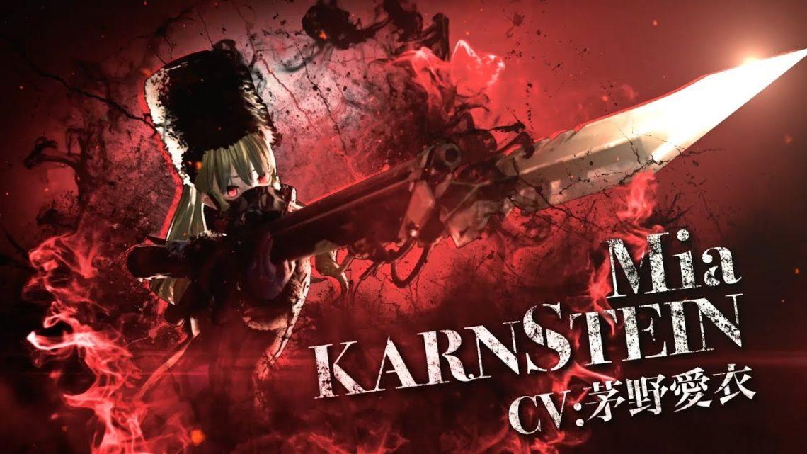Mia Karnstein w Code Vein, zwiastun fabularny