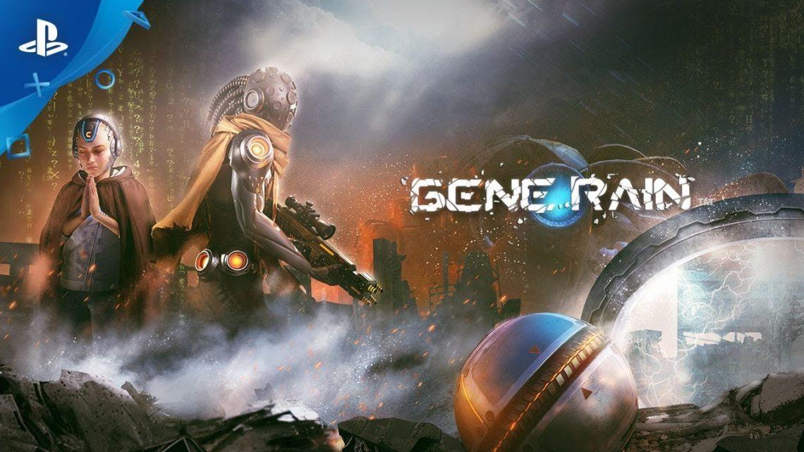 Można już grać w Gene Rain, strzelankę 3D w klimatach Sci-Fi