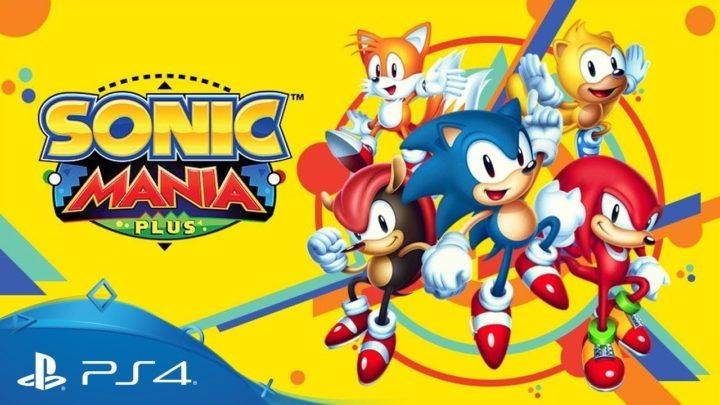 Sonic Mania Plus na PS4 otrzyma nowe postacie, tryby i strefy
