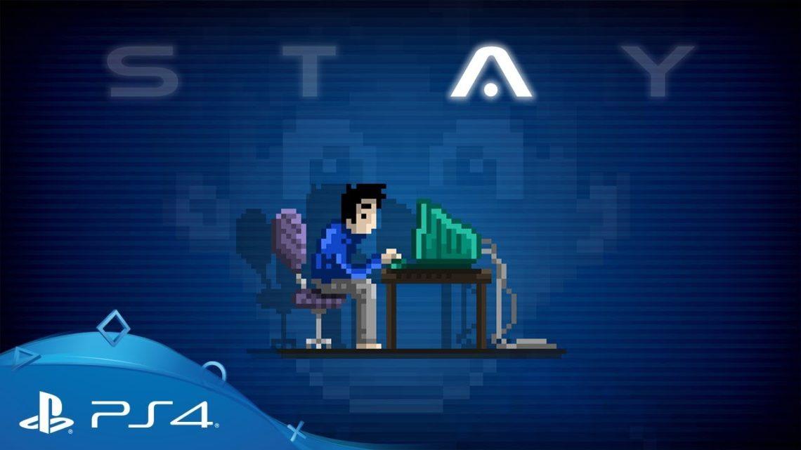 Stay, zostajesz czy wychodzisz, nowa przygodówka indie na PS4