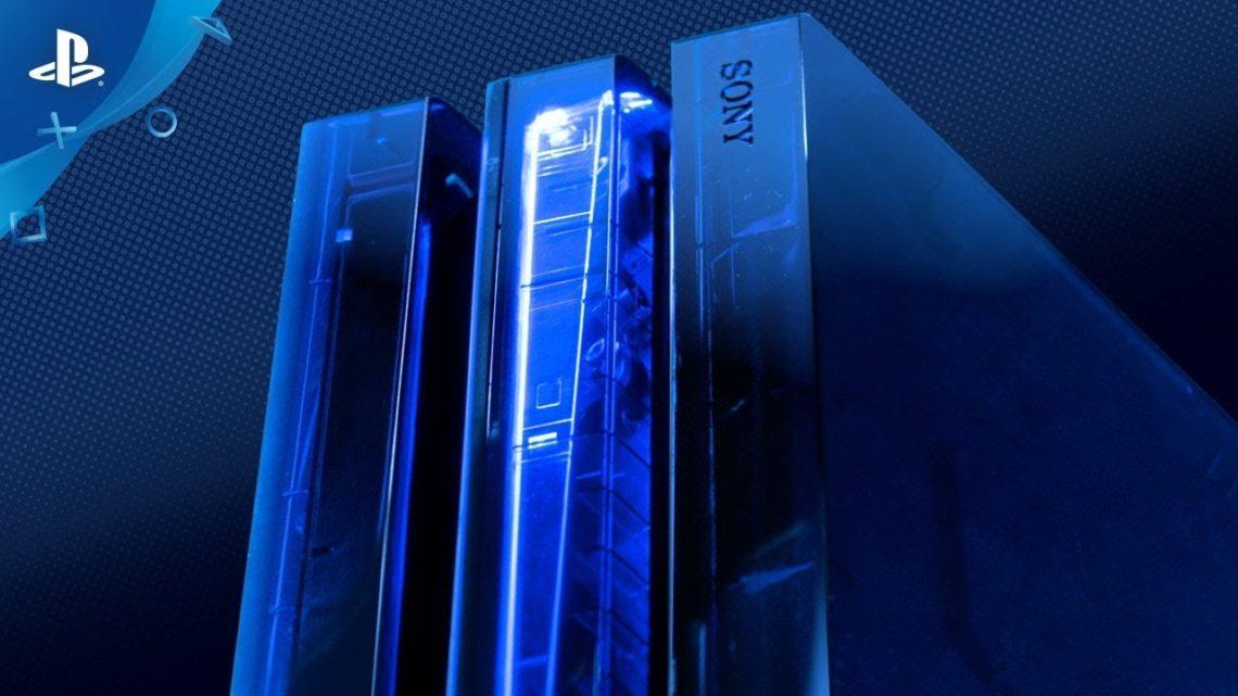 500 Million Limited Edition PS4 Pro. Sony świętuje i wprowadza do sprzedaży limitowaną PS4 Pro
