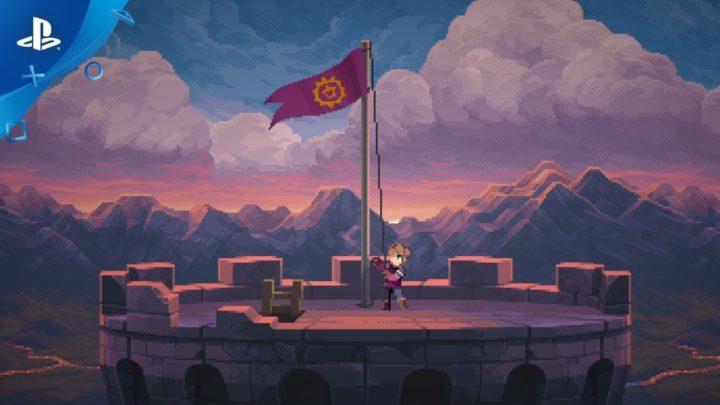 Chasm, nowa platformówka w stylu Pixel Art trafiła właśnie na PS4