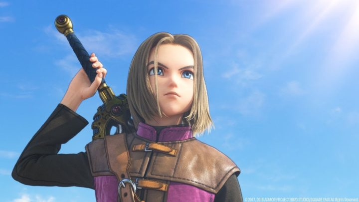 Dragon Quest XI: Echoes of an Elusive Age z nowym zwiastunem