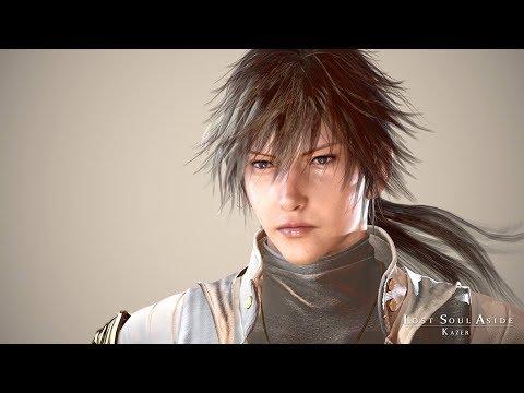 Nowy trailer z gry Lost Soul Aside, chińskiego klona Devil My Cry