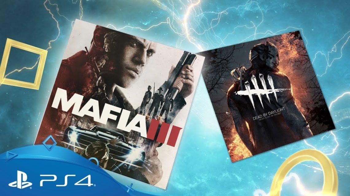 PlayStation Plus – Sierpień 2018