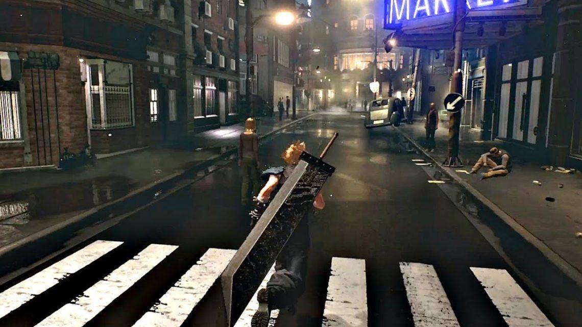 Square-Enix: Final Fantasy VII Remake będzie grą akcji a nie jRPG! WTF?